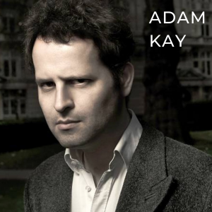 GynaeComedy - Adam Kay Photo Name