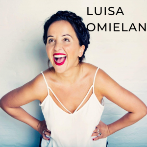 GynaeComedy - Luisa Omielan Photo Name