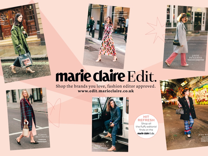 Marie Claire Edit featured