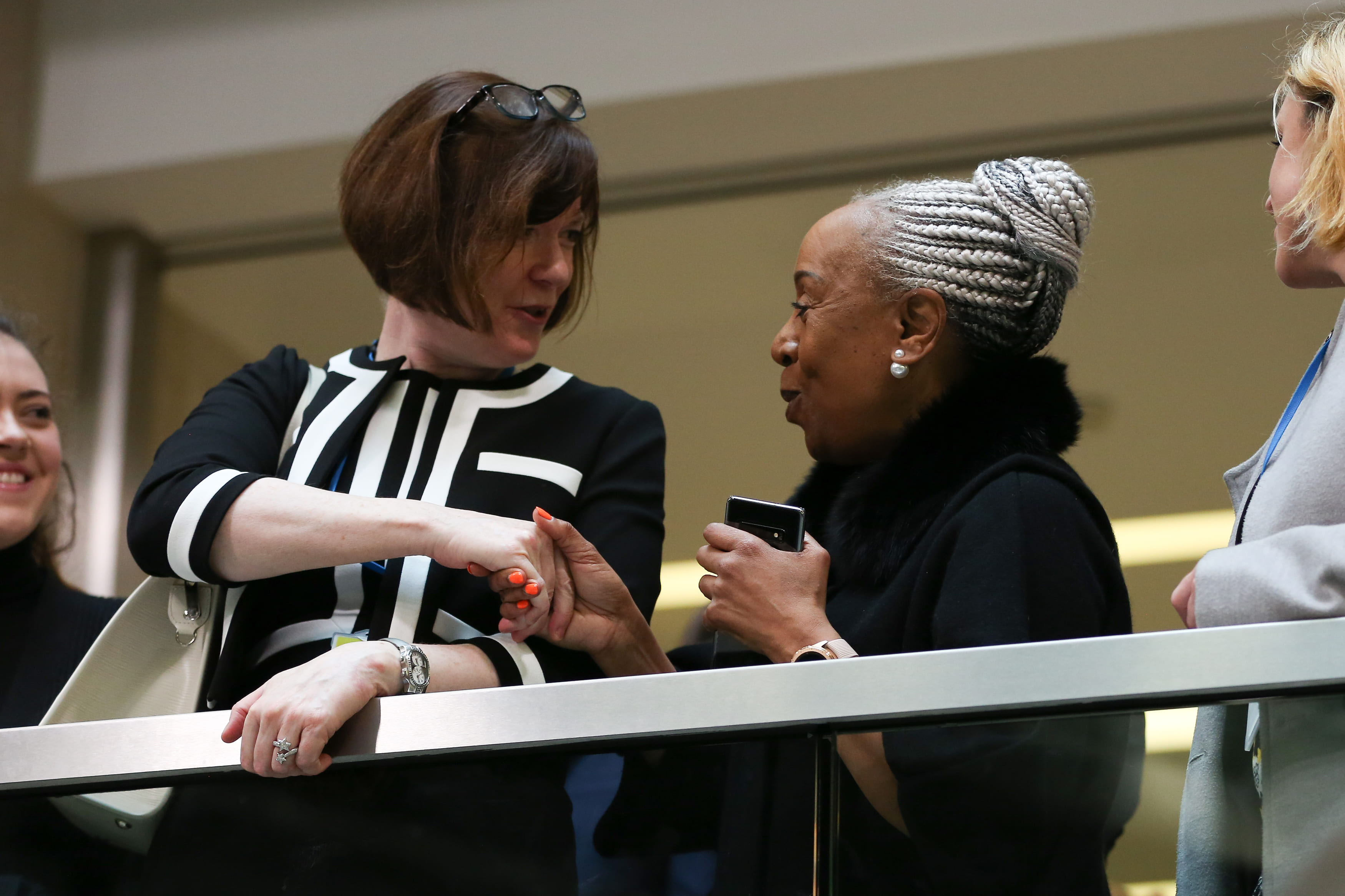 Images from the WATC Gender Networks 10th Anniversary - London Stock Exchange 15MAR19