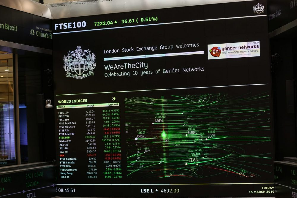 Images from the WATC Gender Networks 10th Anniversary - London Stock Exchange 15MAR19Images from the WATC Gender Networks 10th Anniversary - London Stock Exchange 15MAR19