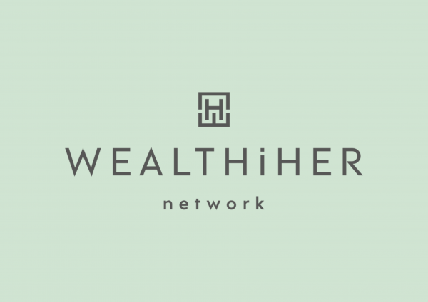 WealthiHer logo