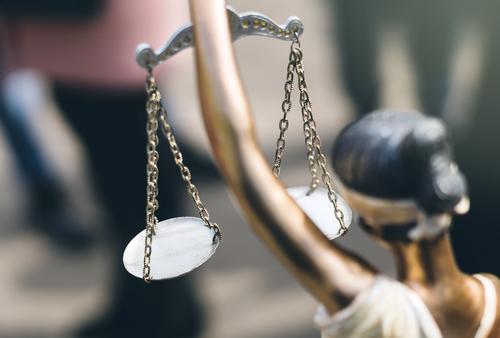 balancing act, law
