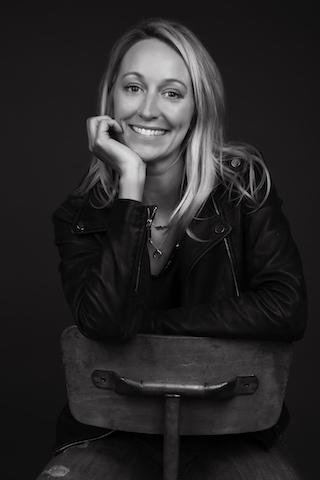 Alix Lawson portrait shot
