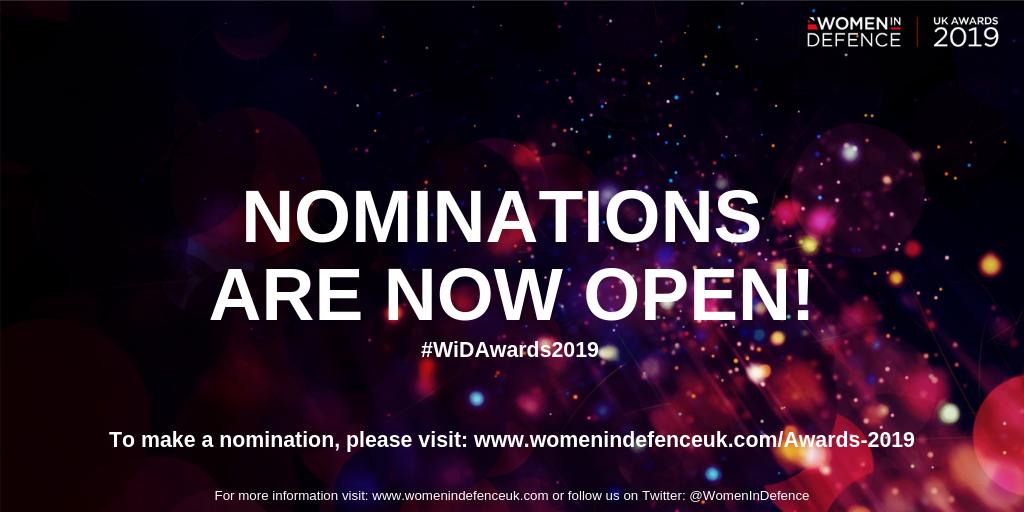 Women in Defence UK Awards