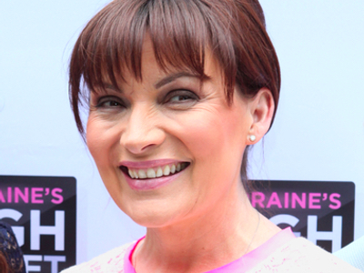 Lorraine Kelly featured