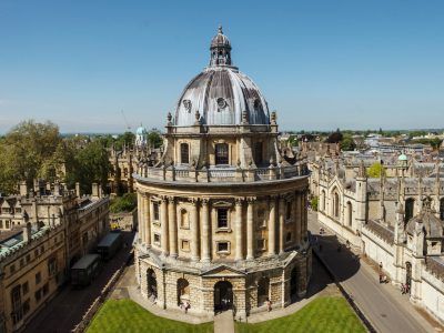 Oxford Said Business School featured