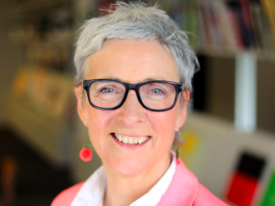 Sarah Weir OBE, Design Council featured