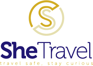 She Travel Logo
