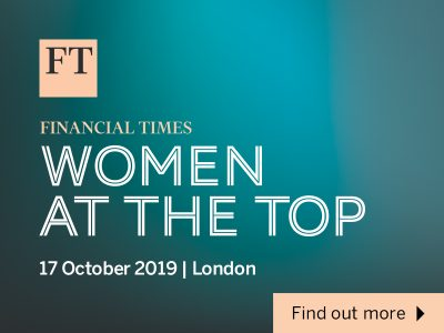 FT Women at the Top
