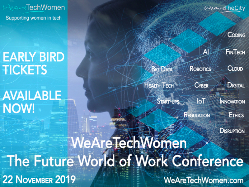 WeAreTechWomen Conference featured
