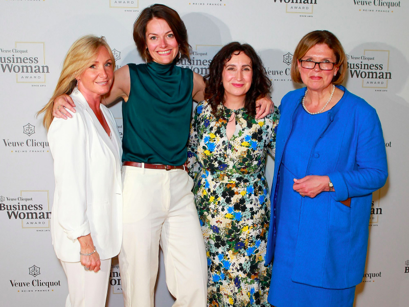 2019 Veuve Clicquot Award winners