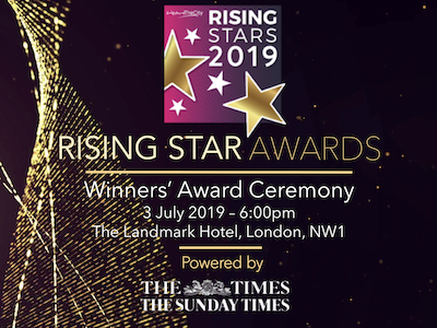 Rising Stars Landmark Hotel 2019 featured