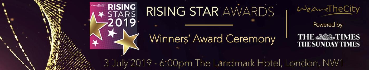 Rising Stars - Landmark Hotel banner