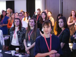 Images from the We are Future Leaders Conference 2019