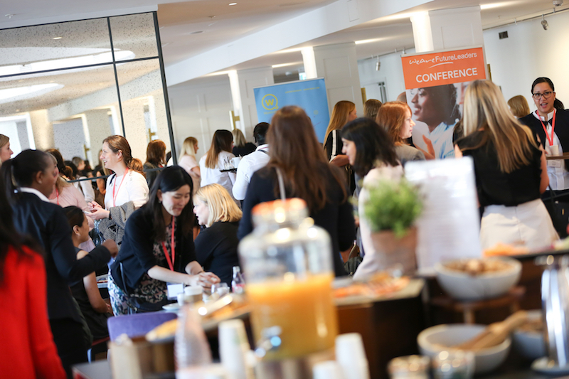 Our delegates enjoying refreshments and browsing our marketplace