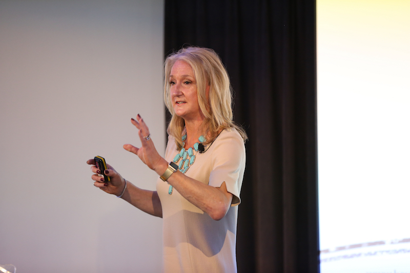 Kay White, Author, Facilitator and Savvy Communication Expert