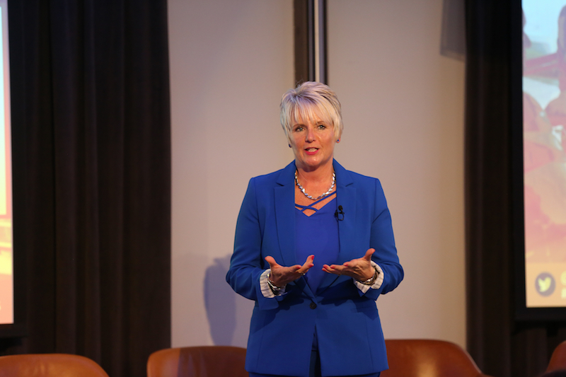 Mandy Flint, International Award-winning author and Leadership Strategist