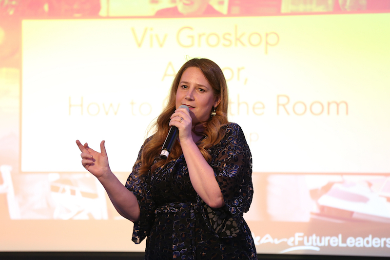 Viv Groskop, Author, How to Own the Room
