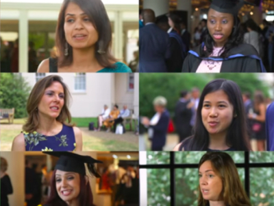 Women at LBS London Business School featured