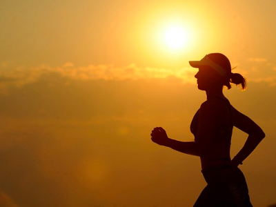 healthy lifestyle, health, woman running featured