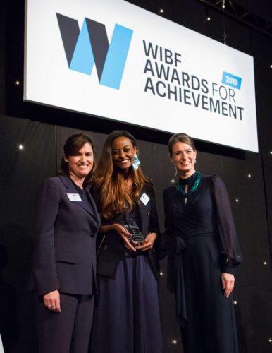 Women in Banking & Finance Award winners