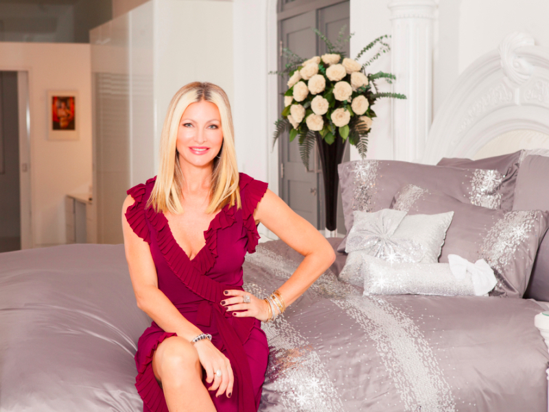 Caprice Bourret featured