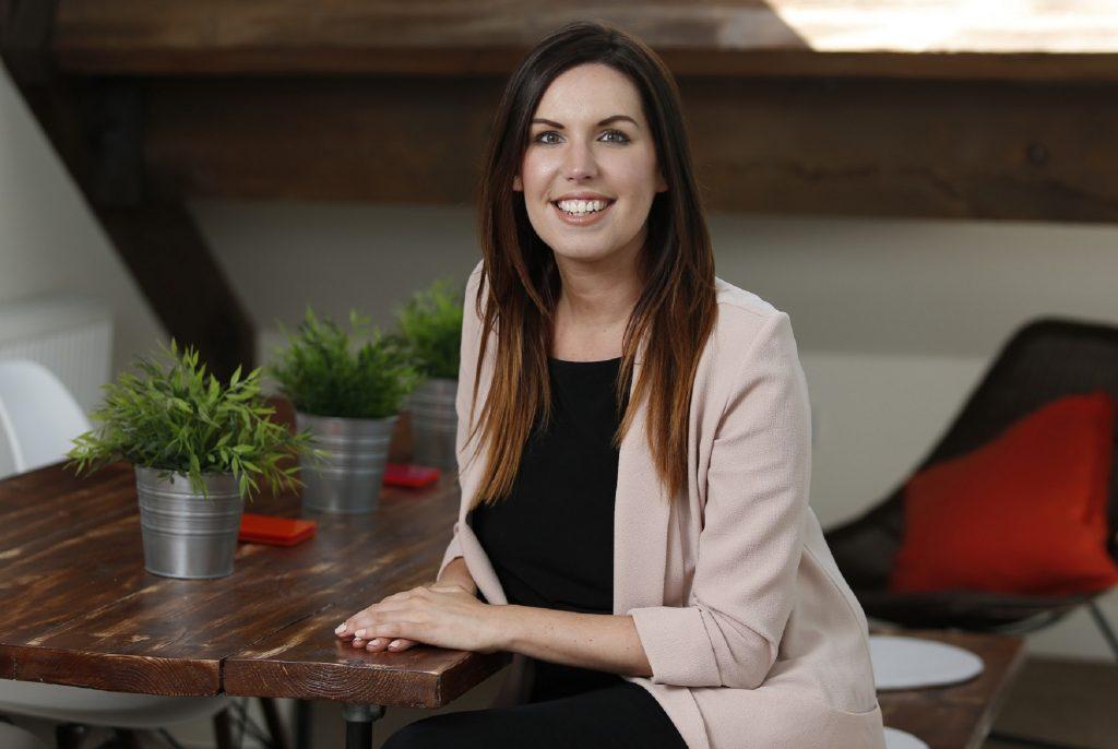 Katie Mallinson, MD of Scriba PR