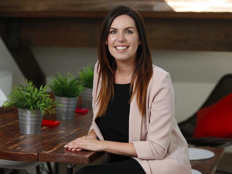 Katie Mallinson, MD of Scriba PR featured