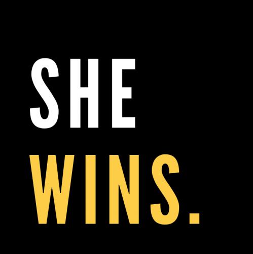 She Wins