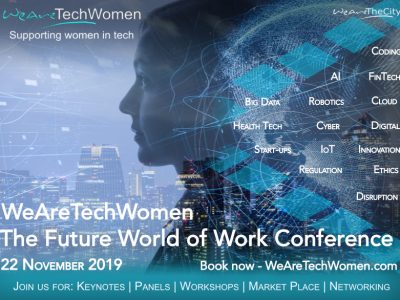 Techwomen conference 2019