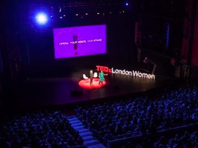 TEDxLondonWomen Featured