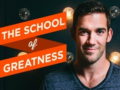 The School of Greatness featured