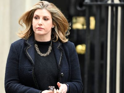 Penny Mordaunt featured