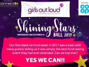 Girls Out Loud Shining Stars Ball featured