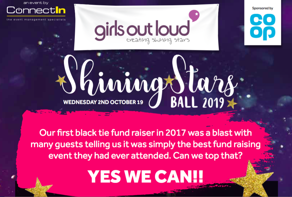 Girls Out Loud Shining Stars Ball