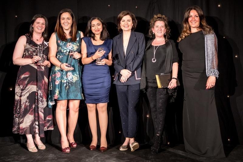 WeAreTheCity Rising Star Awards 2019
