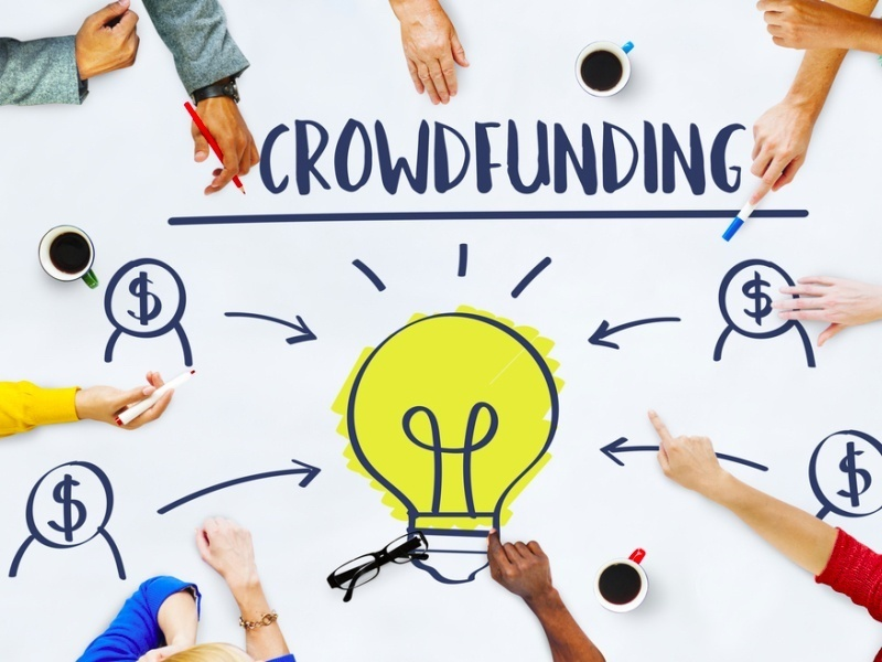 crowdfunding featured