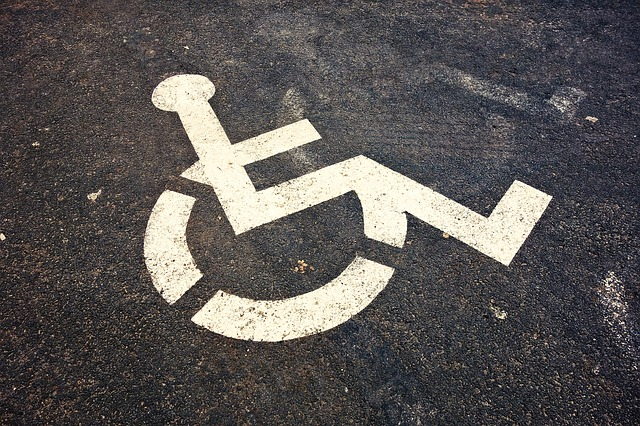 wheelchair symbol, disabled