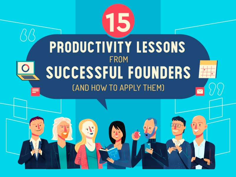 15-productivity-lessons-from-successful-founders-and-how-to-apply-them featured