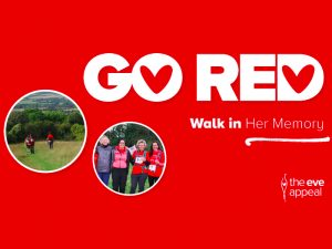 Go Red and Wallk in Her Memory featured