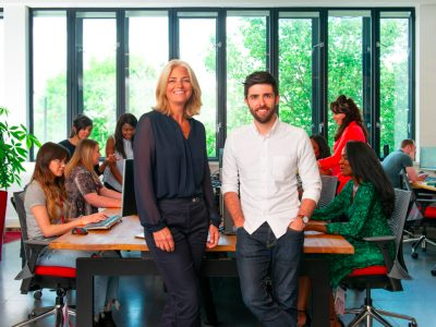 Virgin StartUp Linda Grant & Andy Fishburn featured
