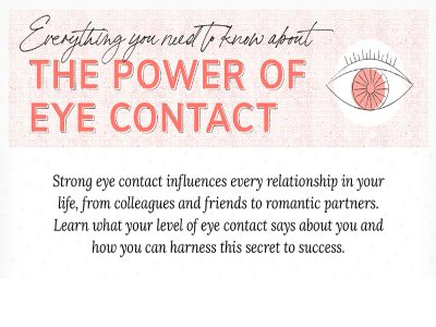 power of eye contact featured