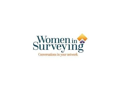 Women in Surveying logo