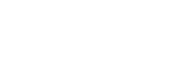 WeAreTheCity white logo