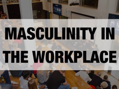 Masculinity in the workplace featured