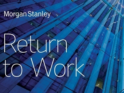 Morgan Stanley Return to Work featured
