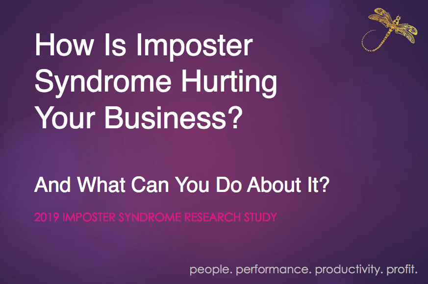 Ditching the Imposter Syndrome