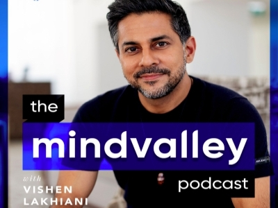 The Mindvalley Podcast featured