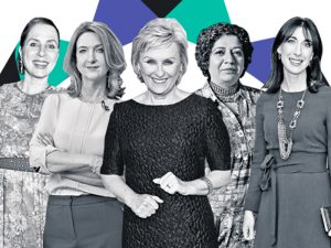 The Telegraph Women Mean Business featured